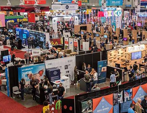 Global Sources Consumer Electronics Show In Hong Kong